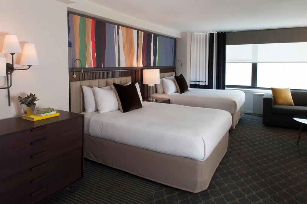 Junior Suite - 2 Beds