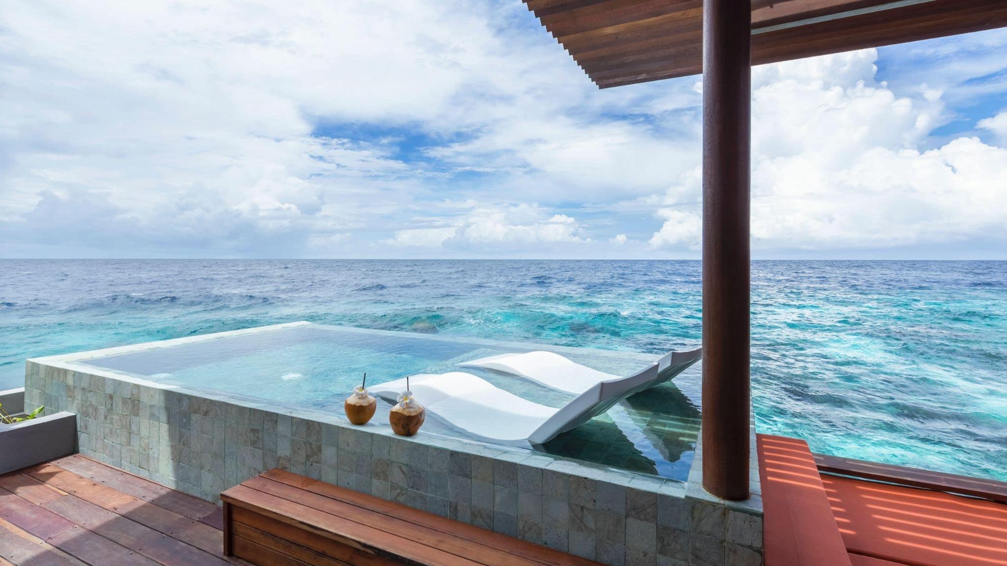 VILLA Park Sunset Ocean Pool Villa