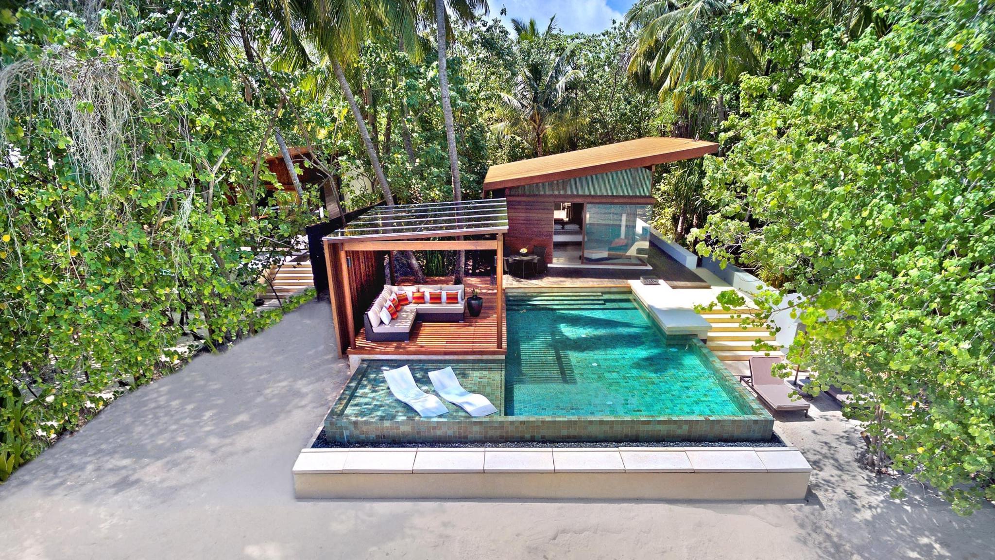 VILLA Deluxe Park Pool Villa