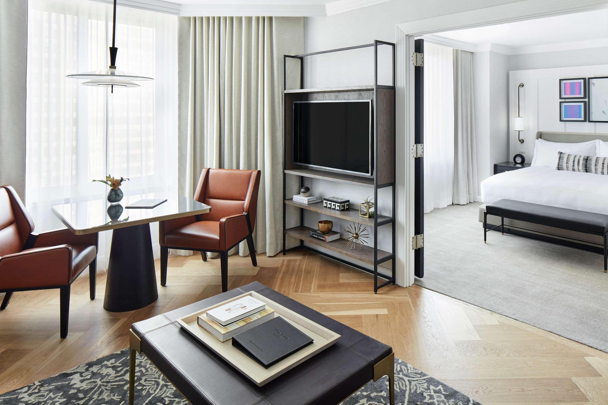City View 1 Bedroom Suite - 1 King Bed