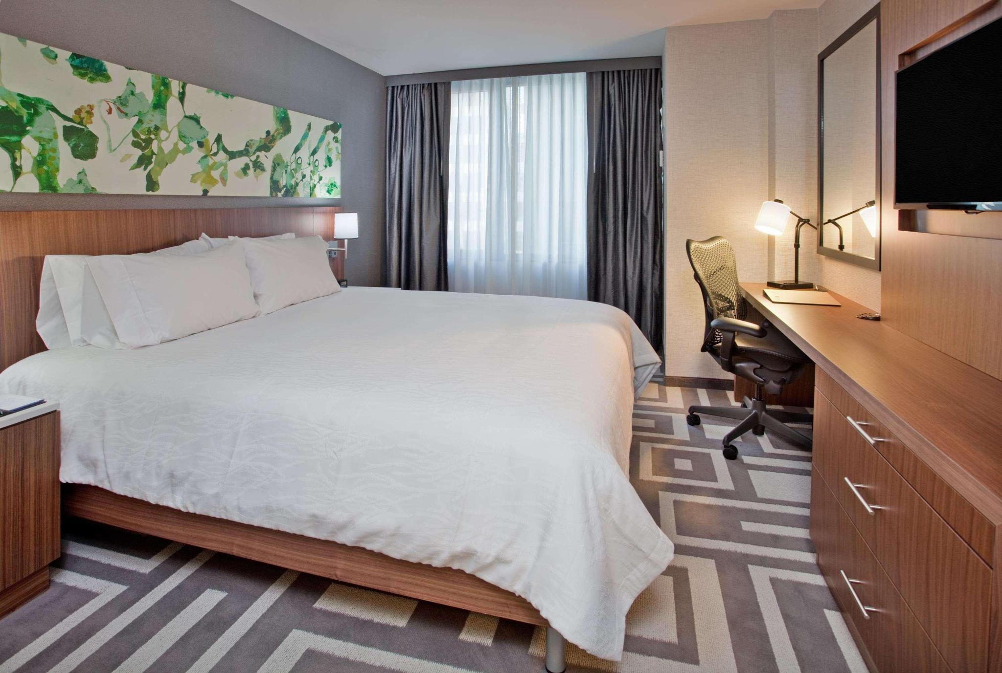 1 King Bed Deluxe-Outdoor Terrace