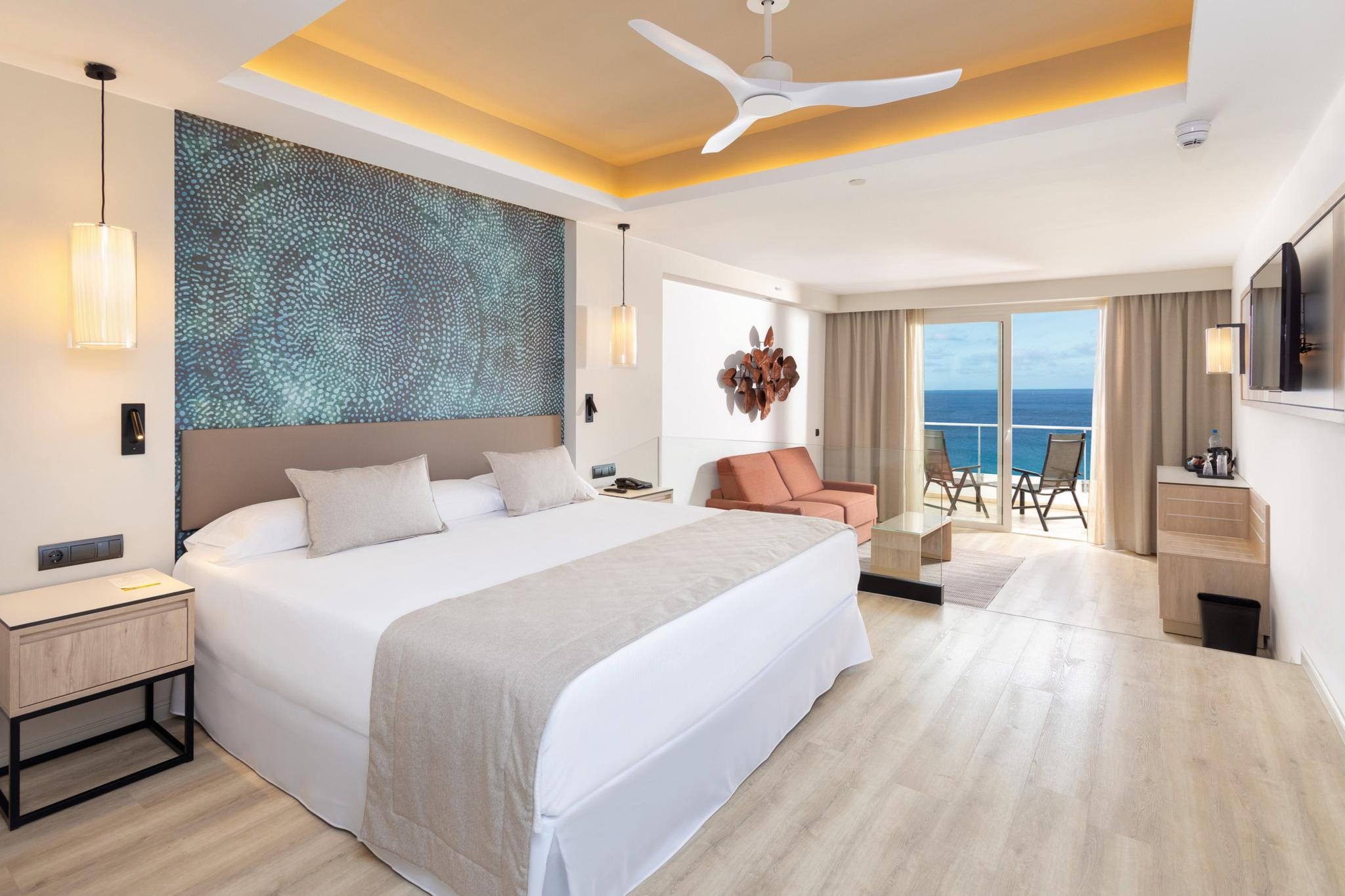 Double Or Twin SEA VIEW WITH BALCONY
