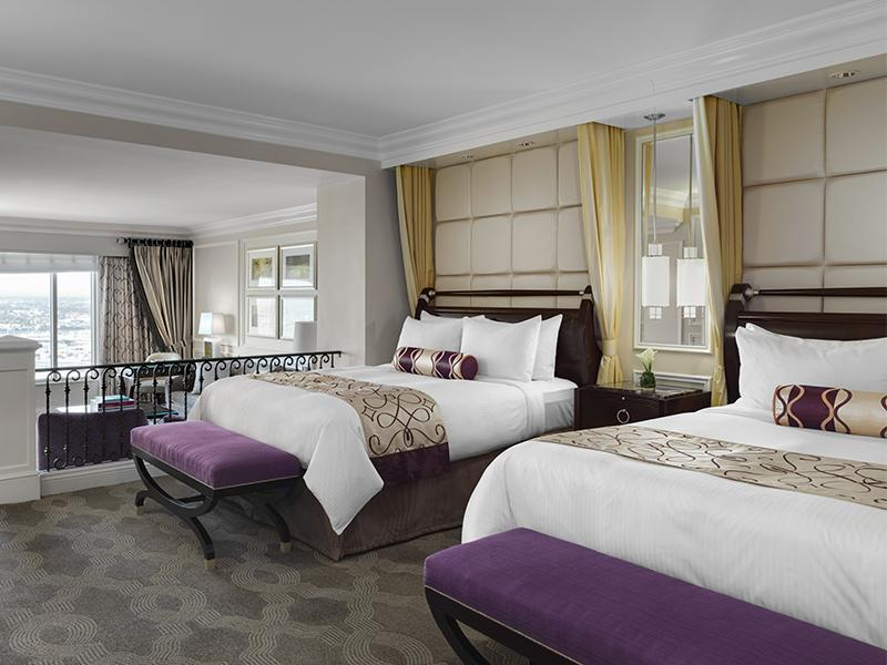 Venetian Luxury 2 Queen View Suite