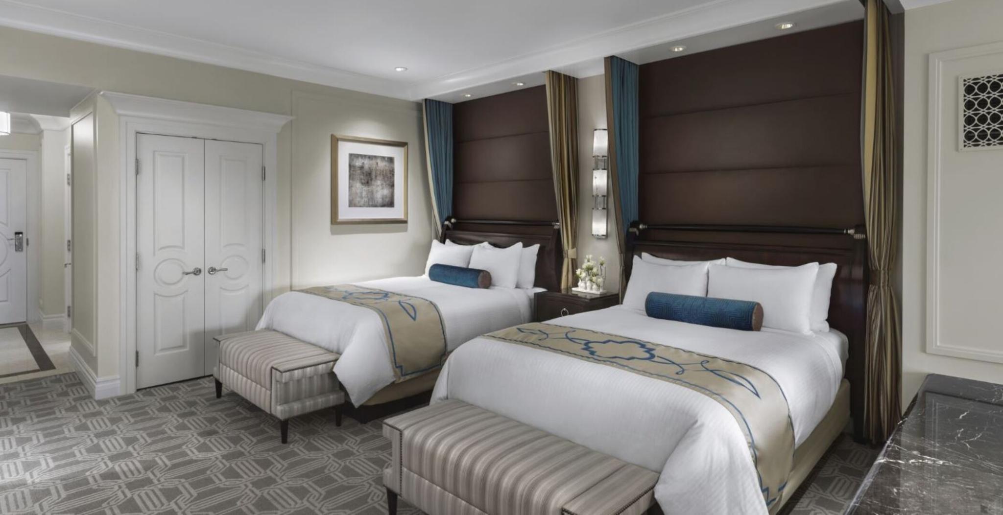 Palazzo Luxury 2 Queen Suite