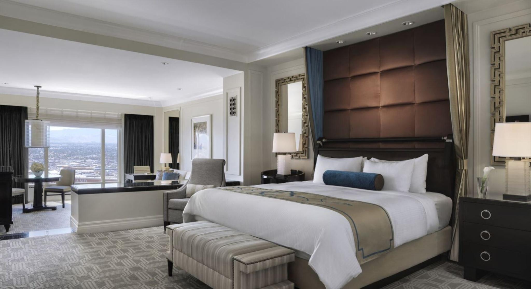 Palazzo Luxury 1 King View Suite