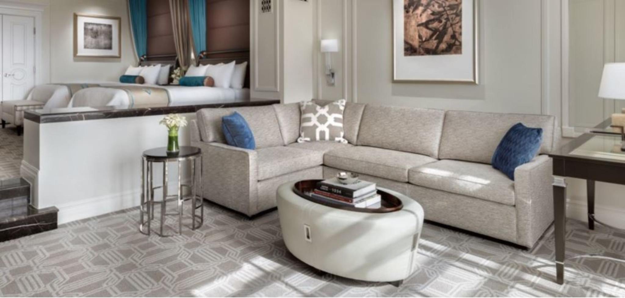 Palazzo Prestige Club Lounge Luxury 2 Queen Suite