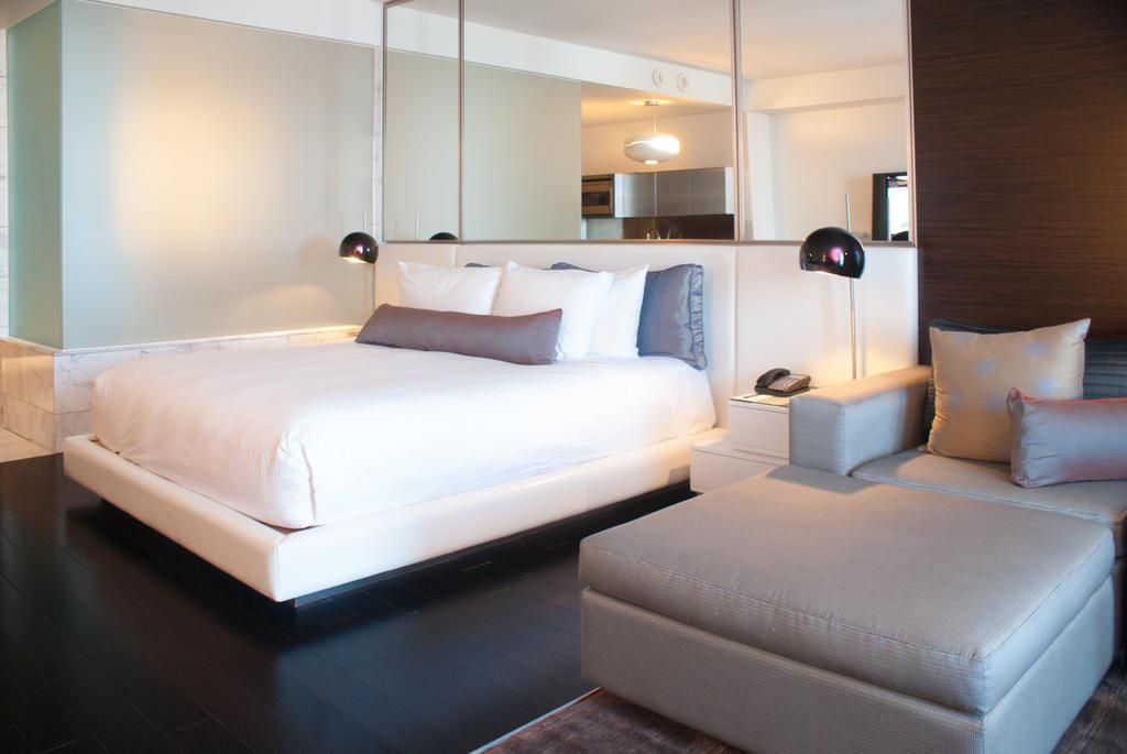 Studio Suite - One King Bed, Sofa Bed, Strip View