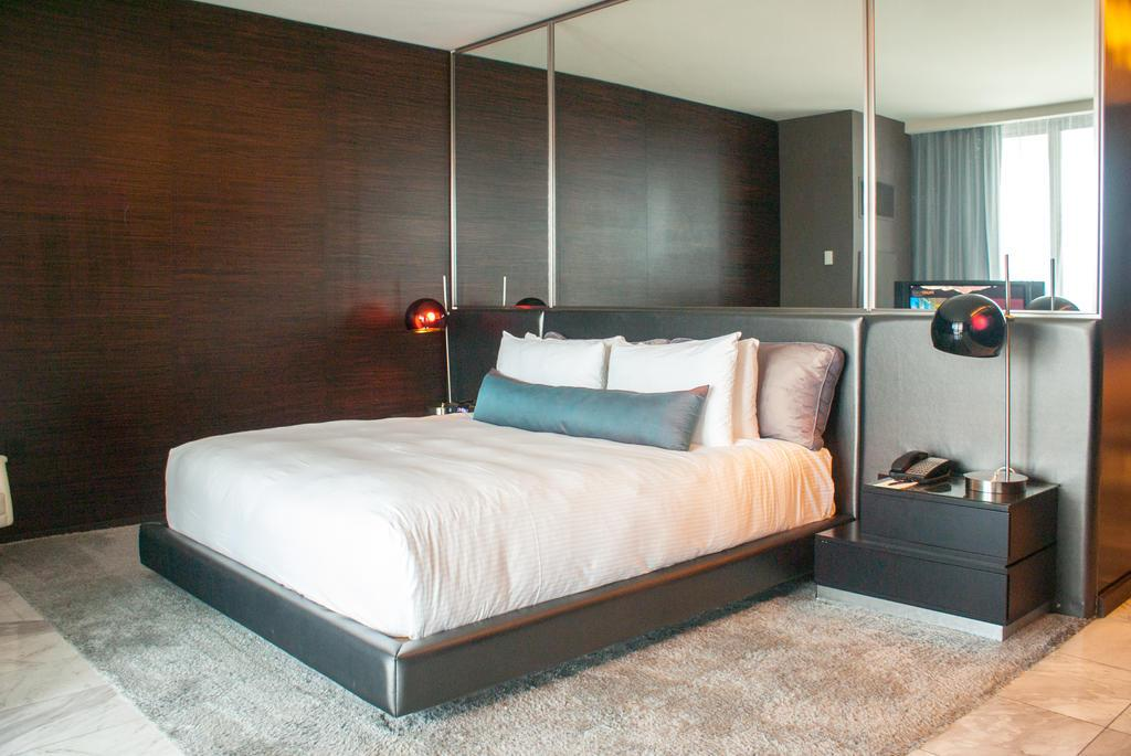 One Bedroom Suite - One King Bed, Sofa Bed, Strip View