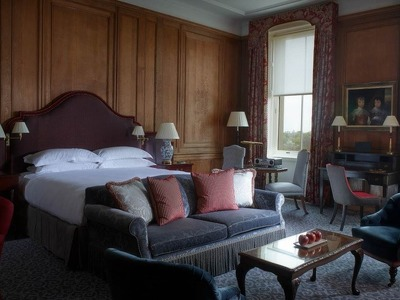 Mansion House Deluxe Suite
