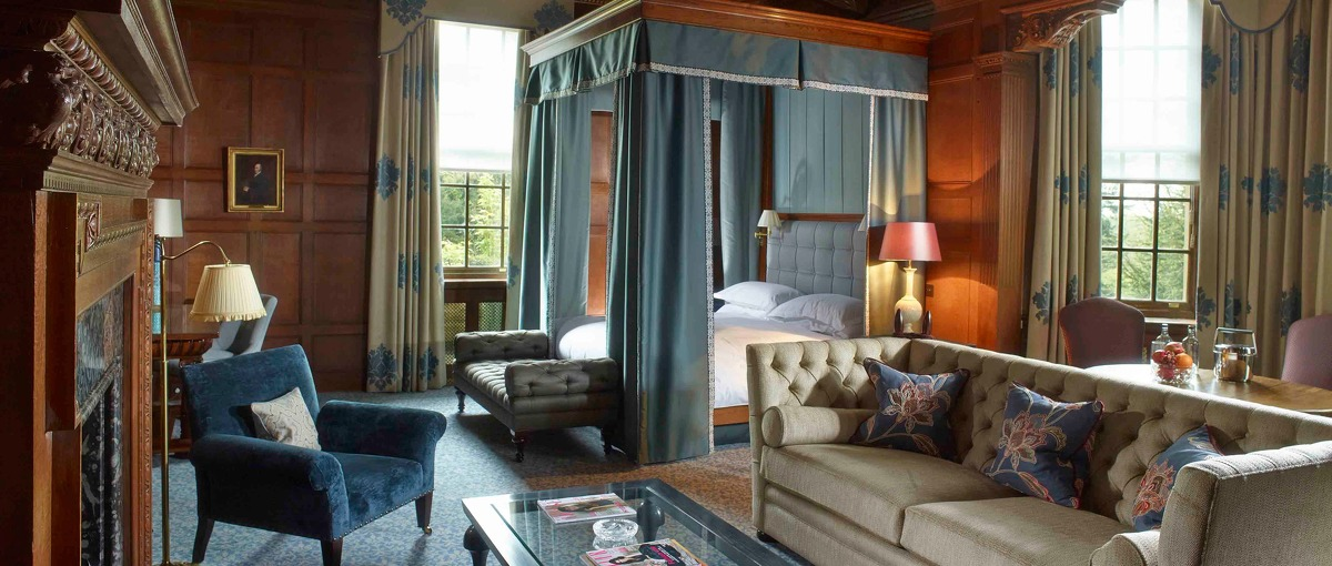 Boutique Cliveden House Hotel in Berkshire United