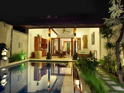 Romantic Pool Villa -1 bedroom
