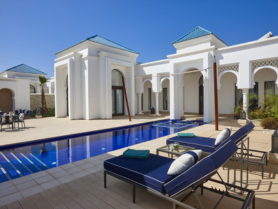 Two-Bedroom Pool Seaview Villa