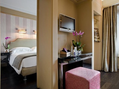 Junior Suite  + Chic Treats in Overview