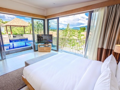 CasaBay Seaview 4 Bedroom Villa
