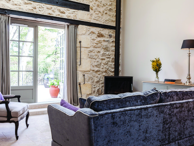 boutique ch teau st pierre de serjac in puissalicon france chic retreats. Black Bedroom Furniture Sets. Home Design Ideas