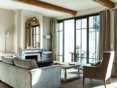 La Maison du Vigneron (3 bedroom villas with pool & garden)