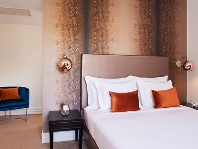 Double or Twin Superior Room + Chic Treats in Overview