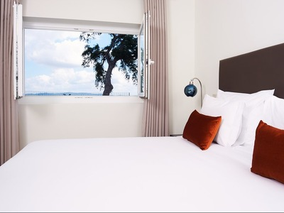 Villa Deluxe Room + Chic Treats in Overview