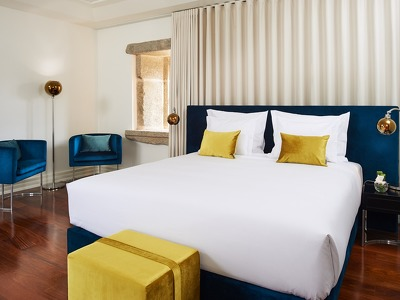 Deluxe Double or Twin Room + Chic Treats in Overview