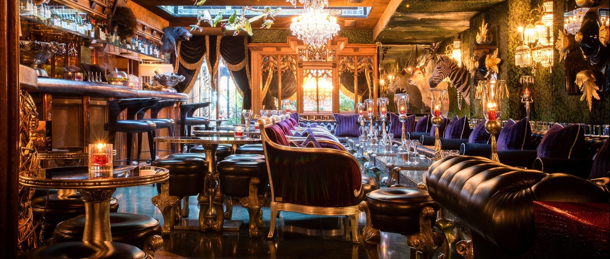 The Crazy Bear Beaconsfield Boutique Hotel In