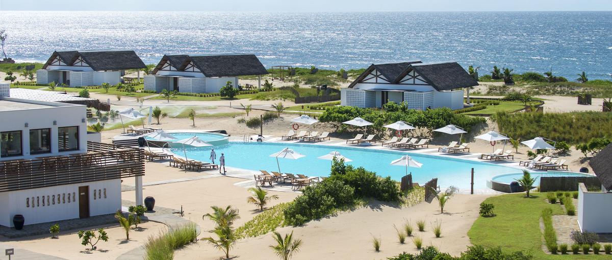 Diamonds Mequfi Beach Resort Pemba Mozambique