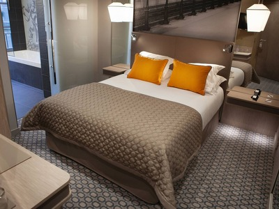 Superior Room  + Chic Treats in Overview