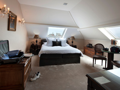 Junior Suite Belfry with Tower View