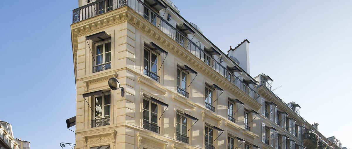hotel le saint paris boutique hotel paris france. Black Bedroom Furniture Sets. Home Design Ideas