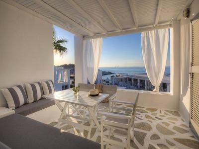 Superior First Floor Sea View Suite