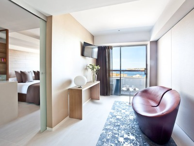 Junior Suite + Smart For Two