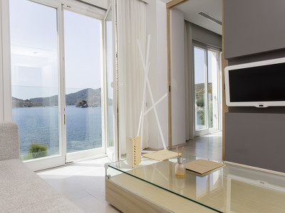 Aegean Suite with Sea View