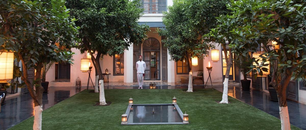 Riad De Tarabel Authentic Riad In Marrakech Morocco