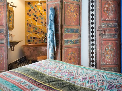 Marrakech + Chic Treats in Overview