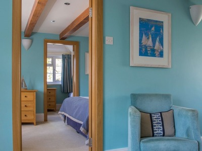Large Family Suite + Chic Treats in Overview