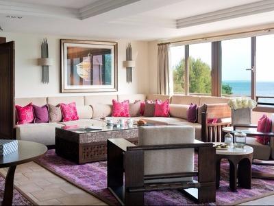 Suite Royale sea view