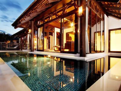 Two-Bedroom Pool Villa