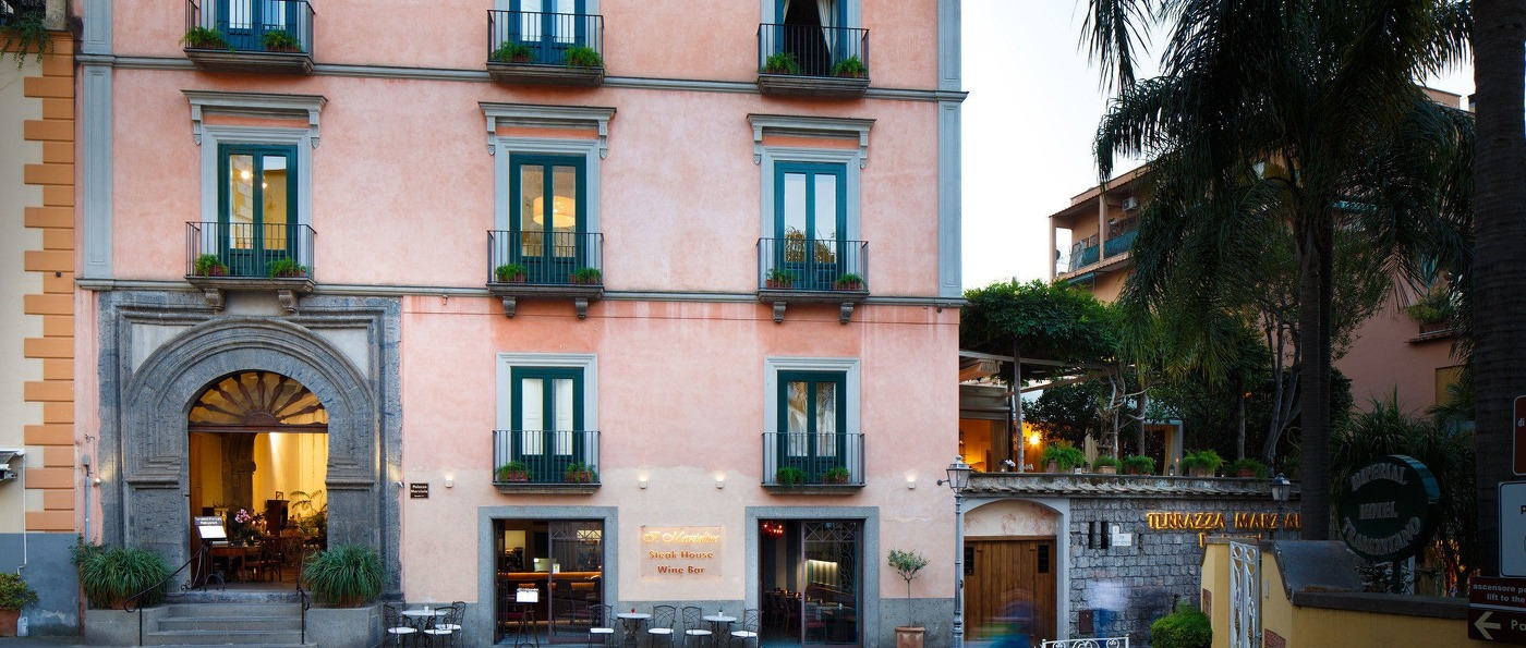Palazzo Marziale | Boutique Hotel in Sorrento, Italy
