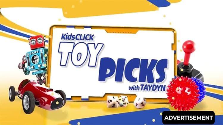 Toy Picks with Taydyn: ADVERTISEMENT