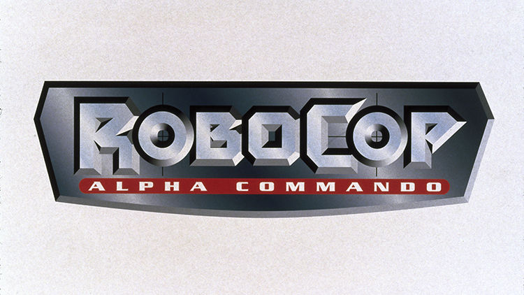 RoboCop Alpha Commando