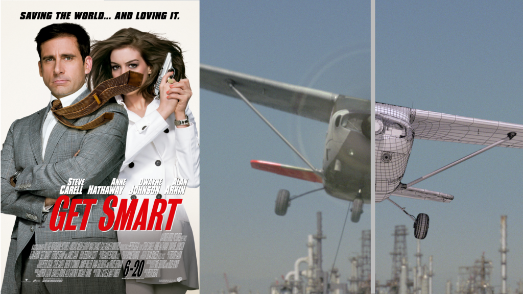 Get Smart Movie Poster and Wire