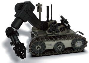 Foster-Miller TALON robot