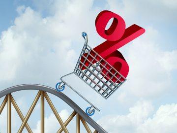 mortgage rates falling