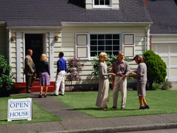 home sales open house