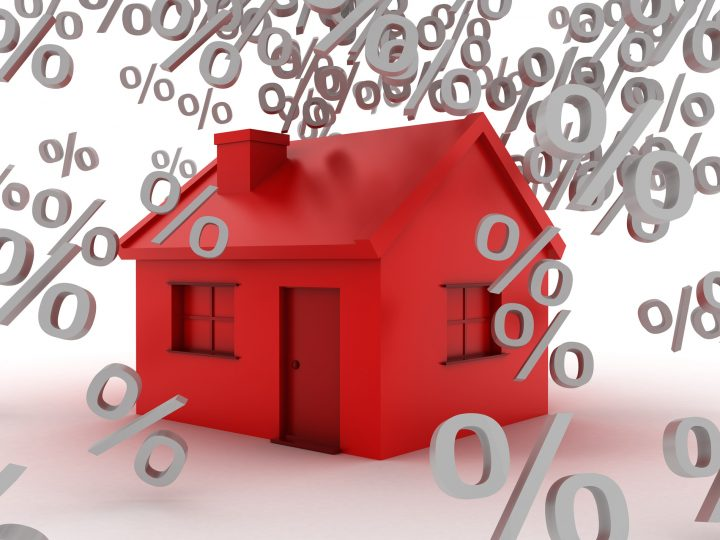 mortgage rates pandemic