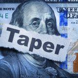 Federal Reserve taper plans
