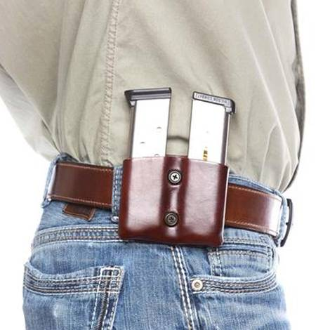 Leather Magazine Holsters