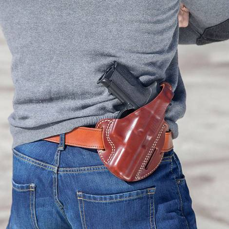 Leather OWB Holsters