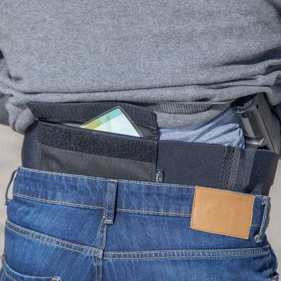 3rd Generation of Belly Band Gun Holster