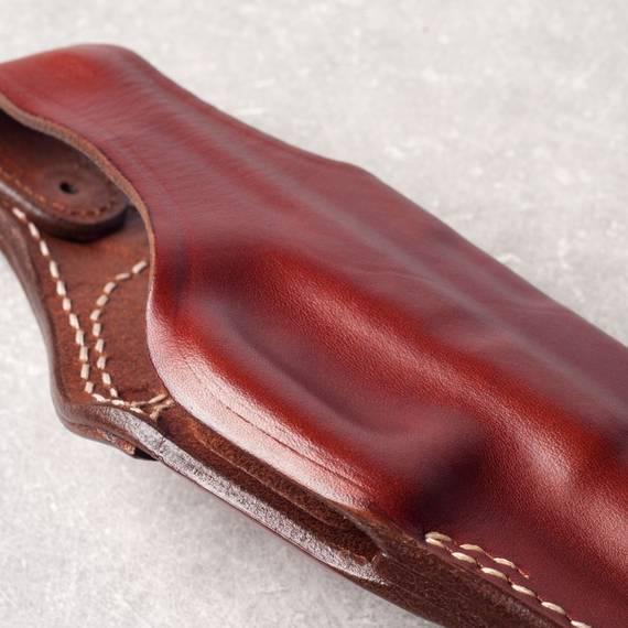 Belt Side Leather Holster