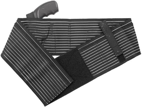 Breathable Belly Band Holster